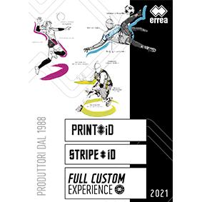 FULL CUSTOM STRIPE-PRINT ERREA DESIGN BOOK 2021&nb...