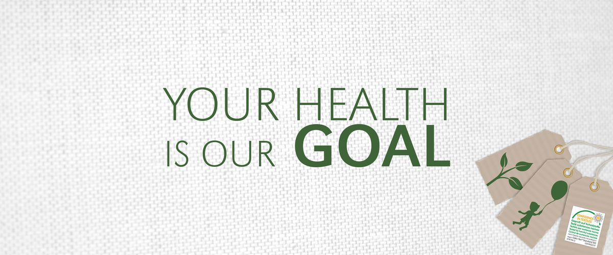 Your health is our GOAL