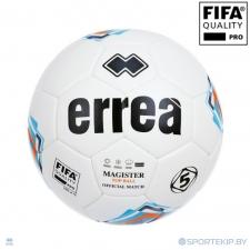 Мяч футбольный игровой, официальный  ERREA MAGISTER 5 (FIFA Quality Pro)