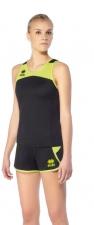 Комплект формы женский для легкой атлетики, бега ERREA STEFAN (W) + SHIMA