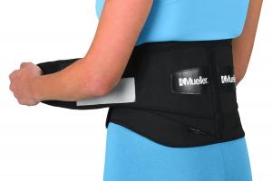 Бандаж на спину MUELLER Lumbar Support Back Brace with Removable Pad 255