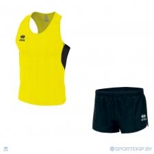 Комплект формы для легкой атлетики, бега ERREA SMITH + BLAST