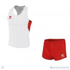Комплект формы для легкой атлетики, бега ERREA SMITH + MEYER