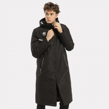 Куртка утепленная зимняя, удлиненная ERREA ICELAND COACH 3.0